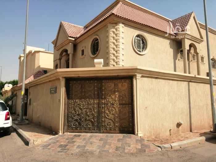 فيلا للبيع في شارع خضار ، حي الازدهار ، الرياض
