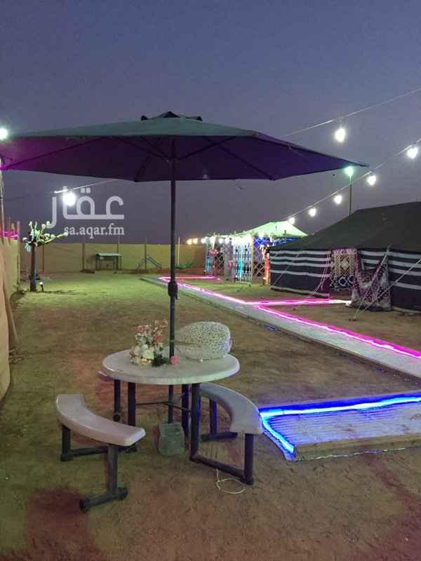 مخيم للإيجار في طريق الملك عبدالعزيز ، الرياض