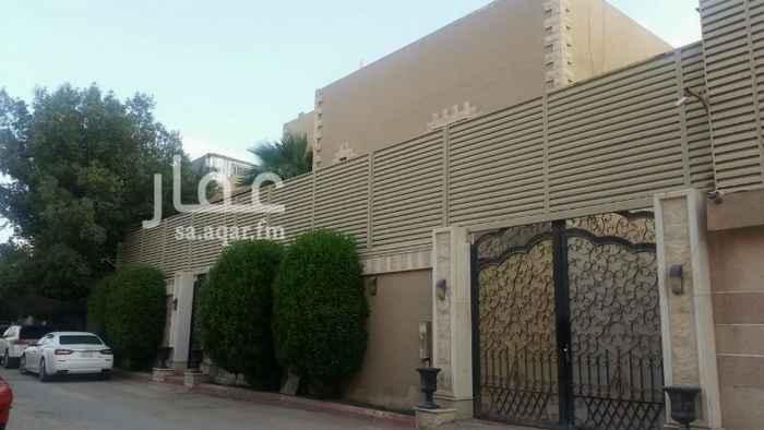 فيلا للبيع في شارع المغيرة بن شعبة ، حي الملك فهد ، الرياض