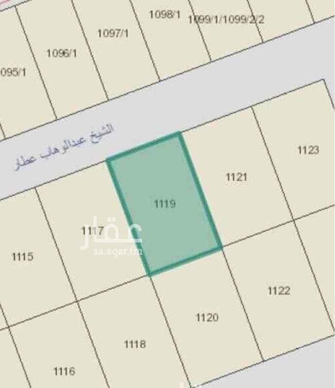 أرض للبيع في شارع نجم الدين الايوبي ، حي العوالي ، الرياض