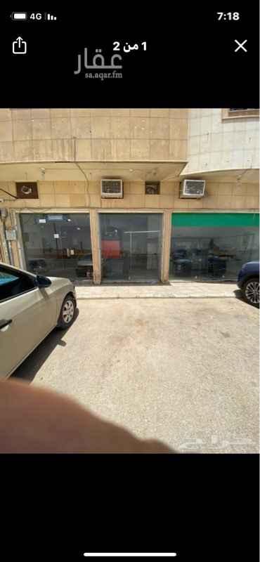 محل للإيجار في شارع الصحراء المغربية ، حي الربيع ، الرياض ، الرياض