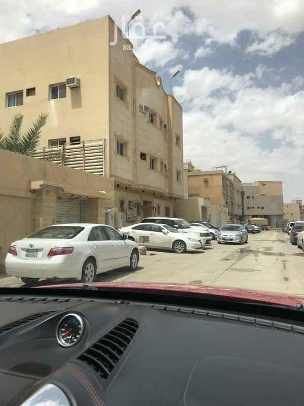 شقة للإيجار في شارع الزمخشري ، حي السليمانية ، الرياض