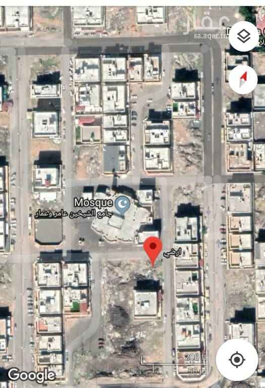 أرض للبيع في شارع سعيد بن يزيد الازدي, الملك فهد, المدينة المنورة