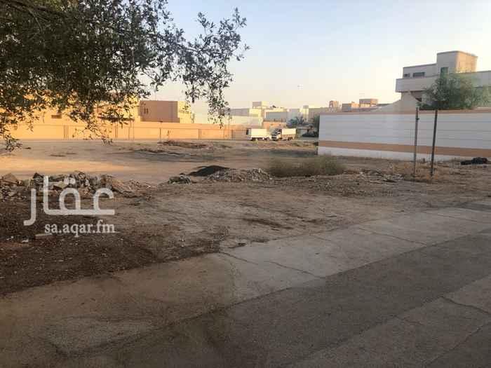 أرض للبيع في شارع تامور ، حي الربوة ، الرياض