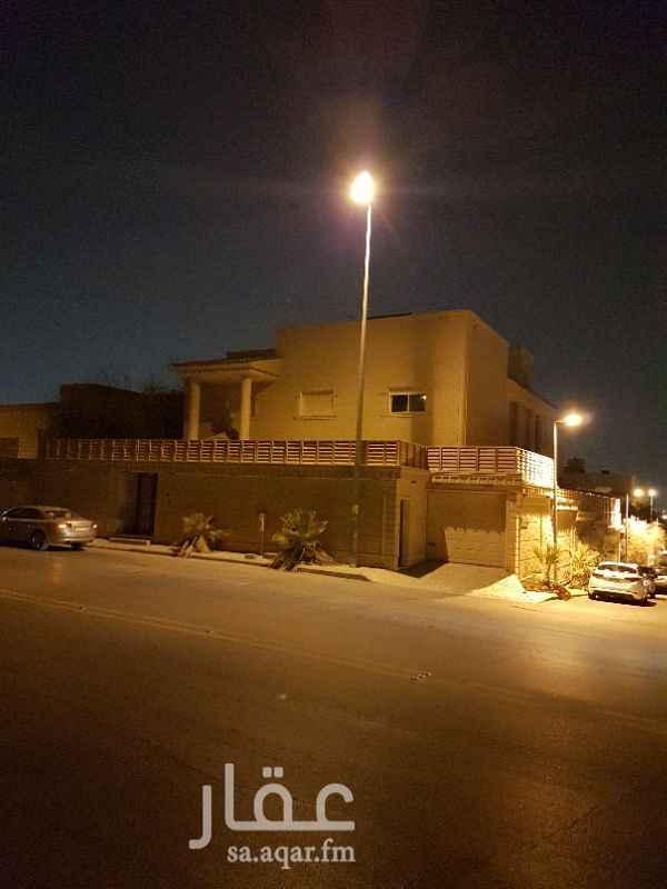 فيلا للبيع في شارع المؤرخ بن بشر ، حي الربوة ، الرياض