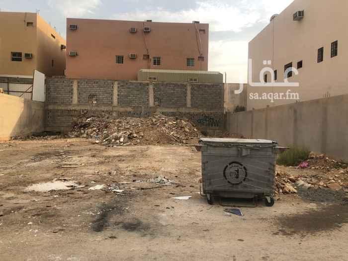 أرض للبيع في شارع وادي الخريب ، حي بدر ، الرياض