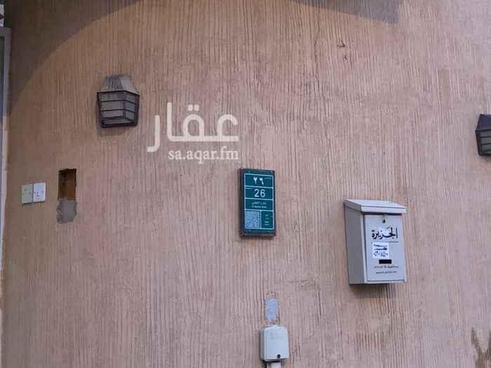 دور للإيجار في شارع احمد بن مانع ، حي بدر ، الرياض