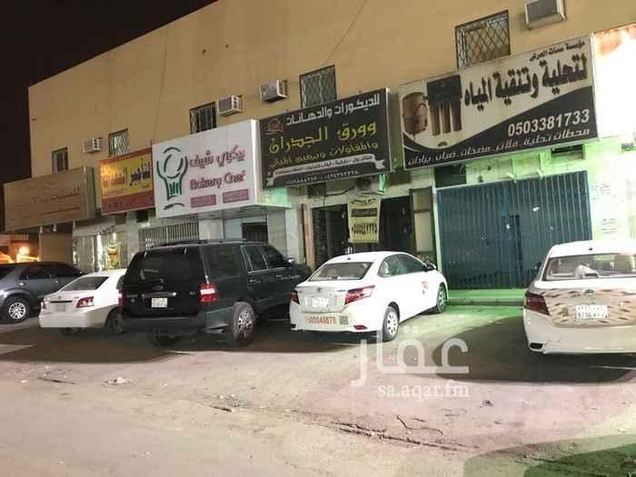 محل للإيجار في شارع طيبة, ظهرة لبن, الرياض