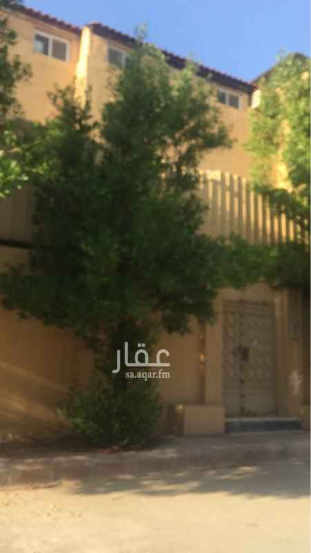فيلا للبيع في شارع ثمامة بن اثال ، حي السليمانية ، الرياض ، الرياض