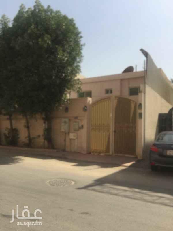 فيلا للبيع في شارع ابن ابي السرح ، حي السليمانية ، الرياض ، الرياض