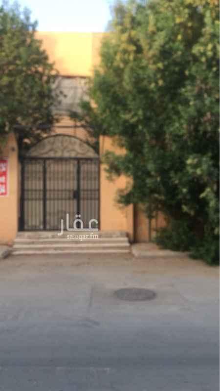 فيلا للإيجار في شارع ابي زيد ، حي السليمانية ، الرياض ، الرياض