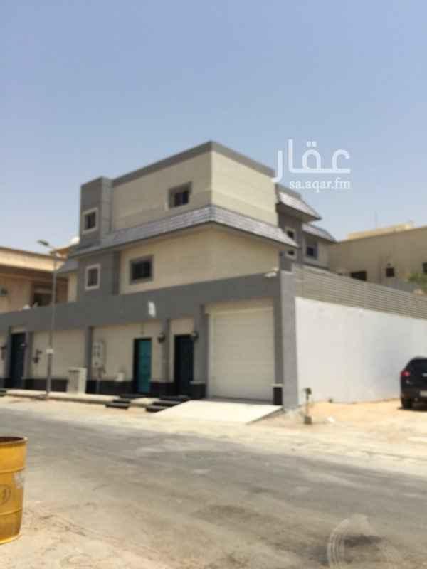 دور للإيجار في شارع ابن القصاب ، حي السليمانية ، الرياض ، الرياض