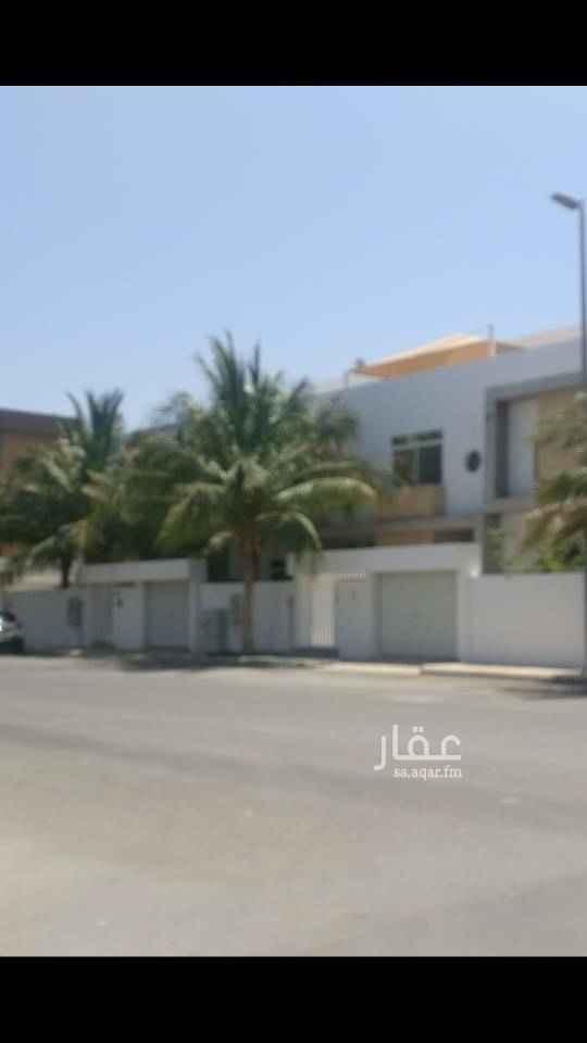 فيلا للإيجار في شارع احمد بن عبدالبر ، حي المرجان ، جدة