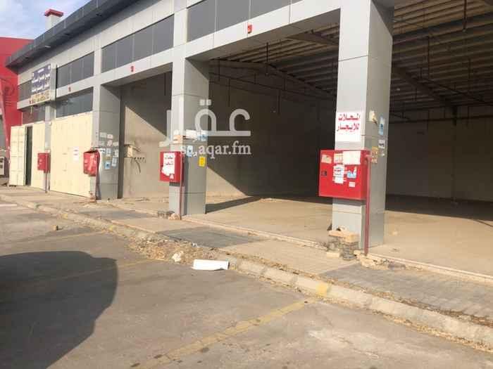 محل للإيجار في طريق النصر الفرعي ، حي العزيزية ، الرياض