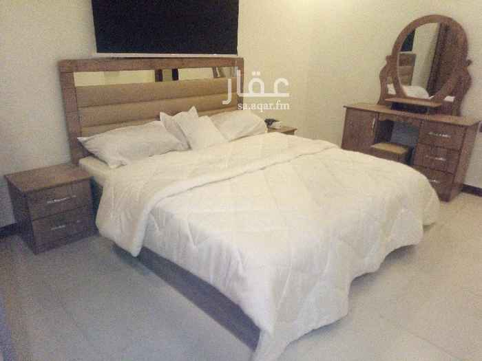 شقة للإيجار في شارع بلال بن ابى برده الاشعري ، حي العريض ، المدينة المنورة ، المدينة المنورة