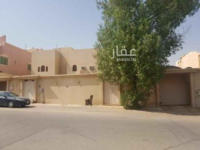 فيلا للبيع في شارع عبدالرحمن عزام ، حي الازدهار ، الرياض