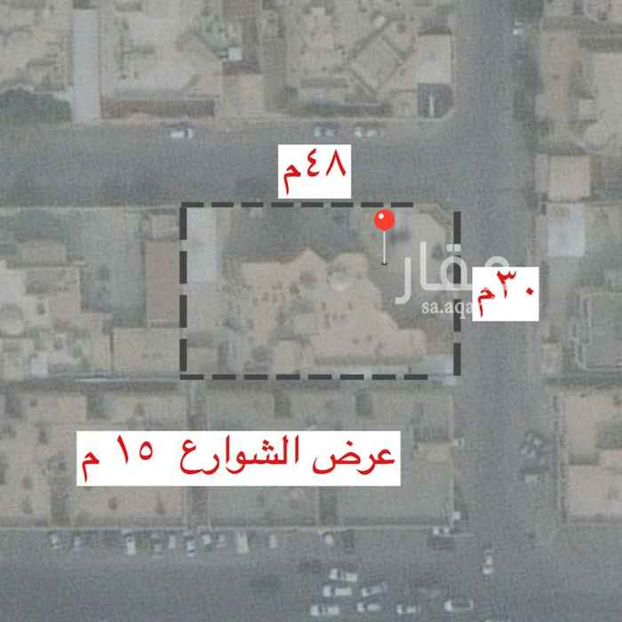أرض للبيع في شارع علي بن سعادة ، حي الريان ، الرياض