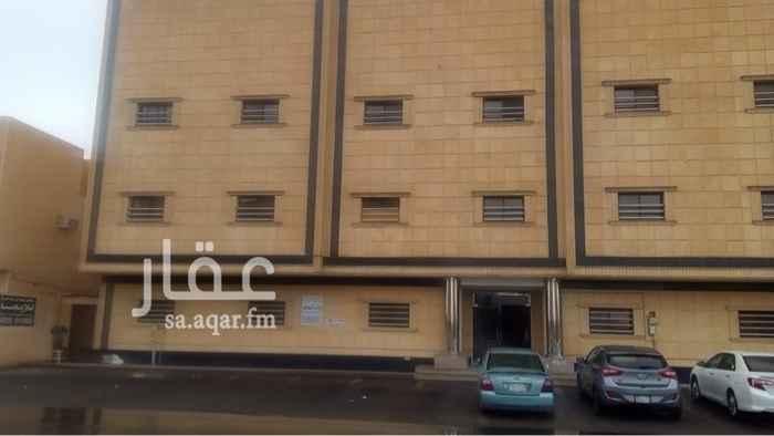 شقة للإيجار في شارع طريف ، حي الازدهار ، الرياض