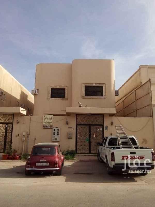 دور للإيجار في شارع حمزة الاسلمي ، حي الازدهار ، الرياض ، الرياض