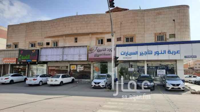محل للإيجار في شارع عبادة بن الصامت ، حي الروضة ، الرياض ، الرياض