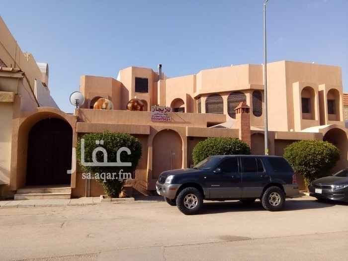 فيلا للإيجار في شارع القضيباء ، حي الازدهار ، الرياض ، الرياض