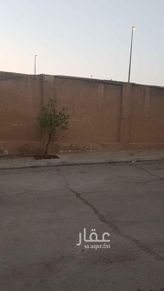 أرض للبيع في شارع الامير سعد بن عبدالعزيز ، حي النموذجية ، الرياض ، الرياض