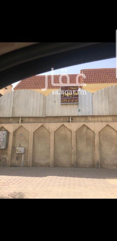 أرض للإيجار في شارع المثنى بن حارثة ، حي الشفا ، الرياض