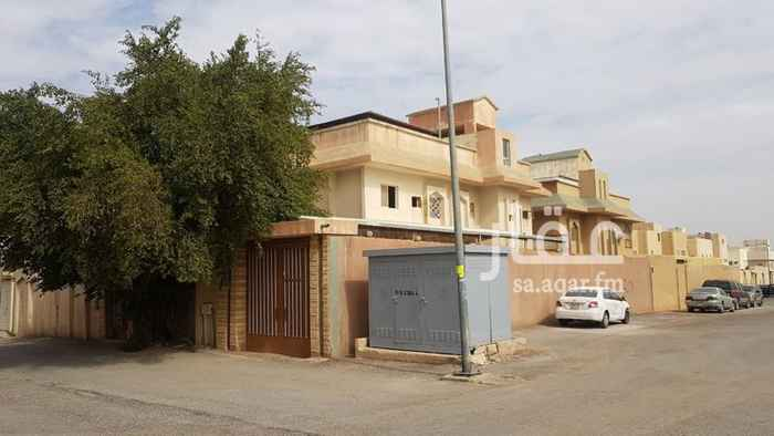 فيلا للبيع في شارع المشتل ، حي الزهرة ، الرياض ، الرياض
