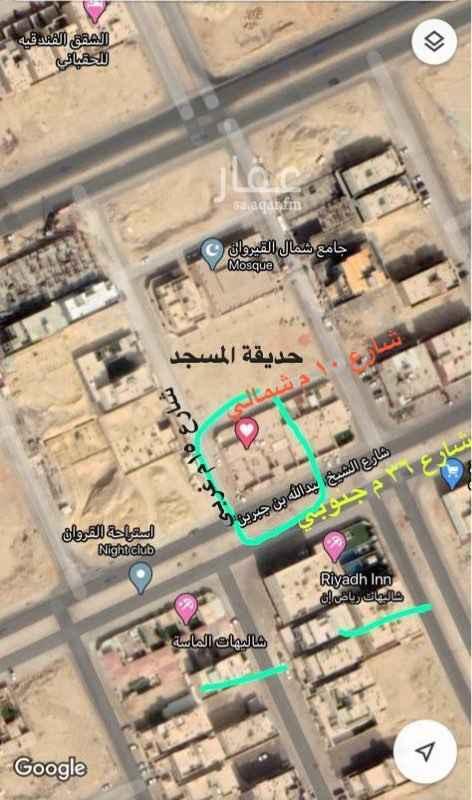 أرض للإيجار في شارع الشيخ عبدالله بن جبرين ، الرياض