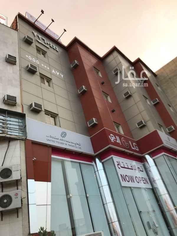 عمارة للإيجار في شارع الجيش ، حي الفيصلية ، الطائف