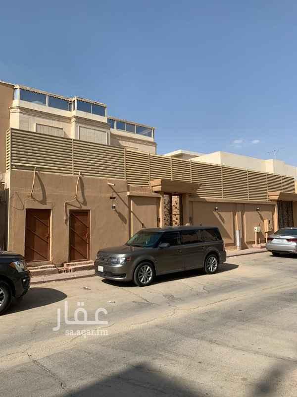 فيلا للبيع في شارع بنبان ، حي العليا ، الرياض