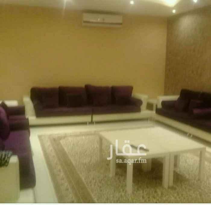 استراحة للإيجار في طريق عثمان بن عفان ، حي النرجس ، الرياض