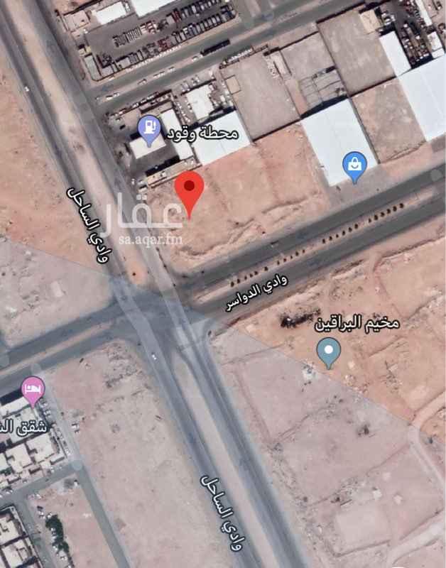 أرض للبيع في حي القادسية ، الرياض