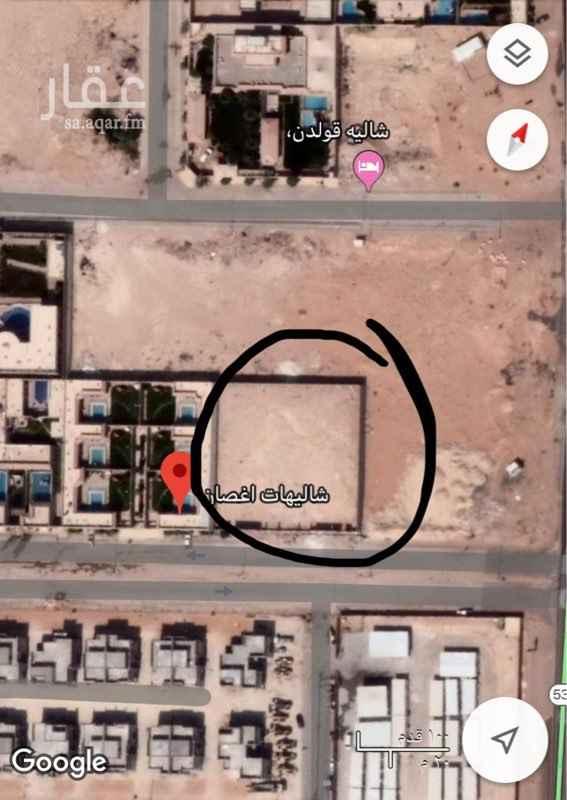 أرض للبيع في طريق خزام ، الرياض