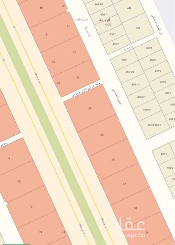 أرض للبيع في شارع علي البجادي ، الرياض ، الرياض