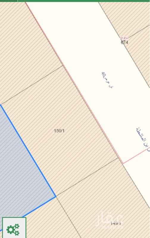 أرض للإيجار في طريق الثمامة ، حي الرمال ، الرياض ، الرياض
