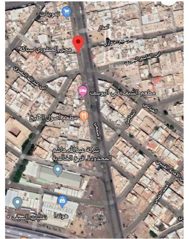 أرض للبيع في طريق الامير محمد بن عبدالرحمن الفرعي ، حي الخالدية ، الرياض ، الرياض