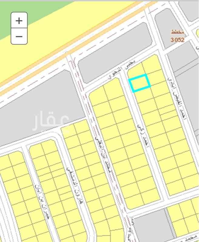 أرض للبيع في شارع مالك بن الدخشم الخزرجي ، حي البيان ، الرياض ، رماح