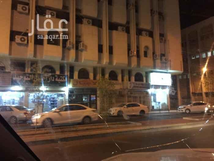 محل للإيجار في شارع العلم ، حي الجامعة ، مكة