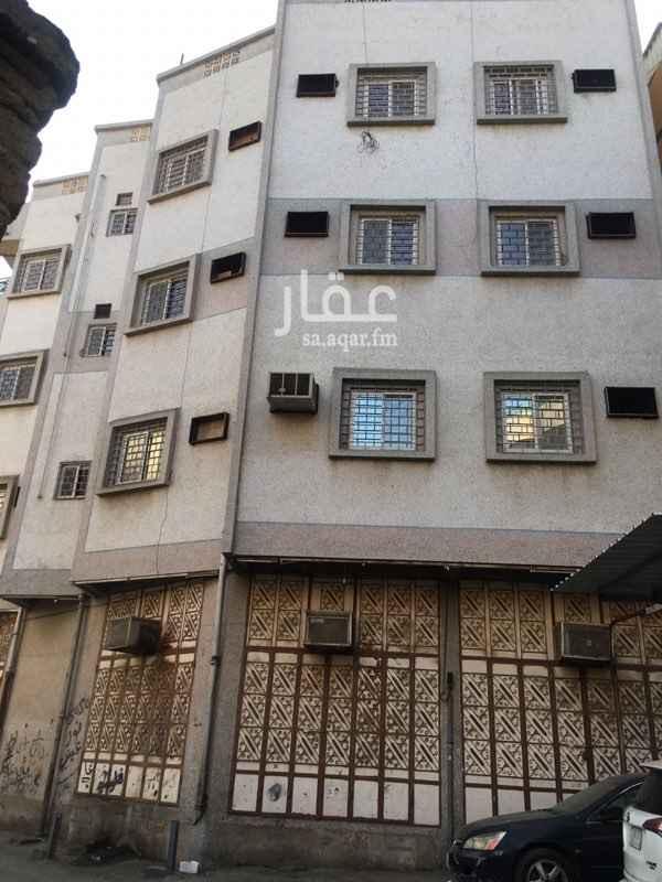 عمارة للإيجار في حي الزاهر ، مكة