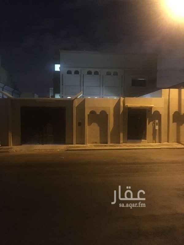 فيلا للبيع في شارع الشويعر الحنفي ، حي ظهرة البديعة ، الرياض ، الرياض