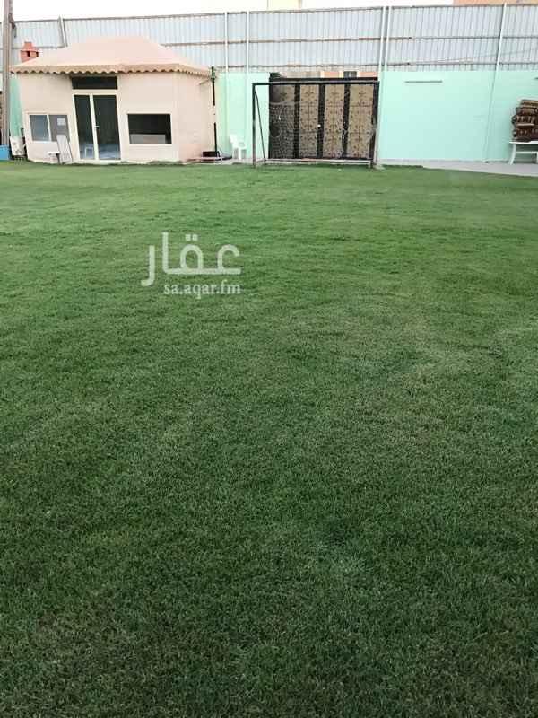 استراحة للبيع في شارع النفوذ, النهضة, الرياض