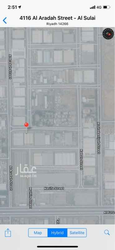مستودع للإيجار في شارع مهره ، حي السلي ، الرياض