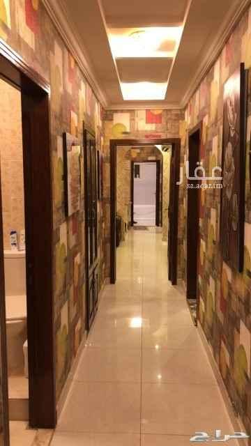 شقة للإيجار في شارع ابو ثعلبه الجشني ، حي الزهراء ، جدة ، جدة