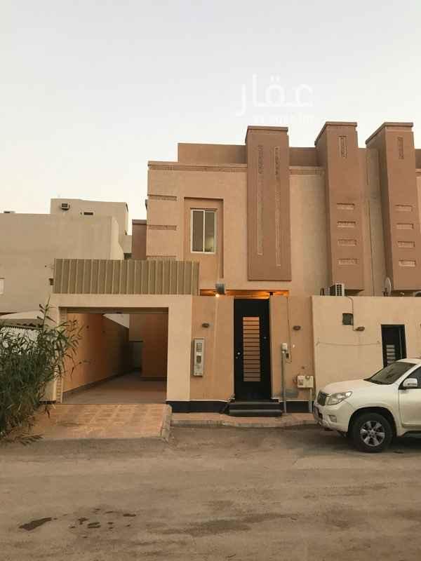 فيلا للإيجار في شارع ابراهيم الهاشمي ، حي النرجس ، الرياض