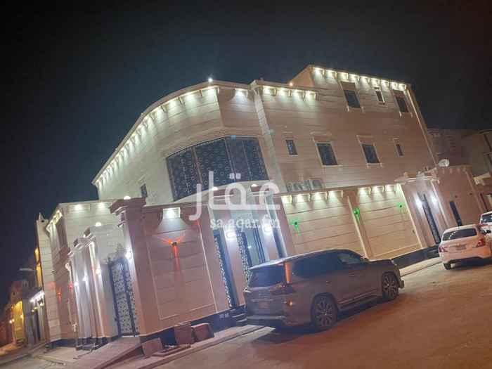 فيلا للبيع في شارع عبدالكريم الصعيدي ، حي الرمال ، الرياض ، الرياض
