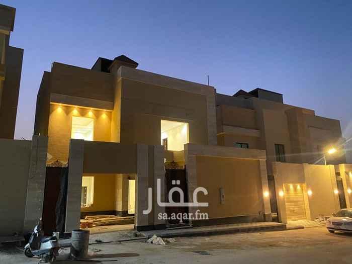 فيلا للبيع في شارع زياد بن صبيح ، حي النرجس ، الرياض