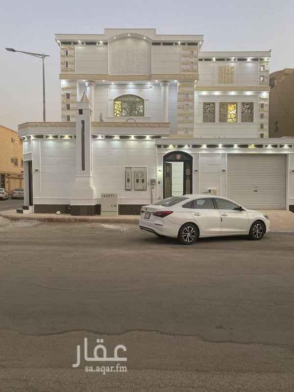 فيلا للبيع في شارع عبدالرحمن اللبيدي ، حي طويق ، الرياض ، الرياض