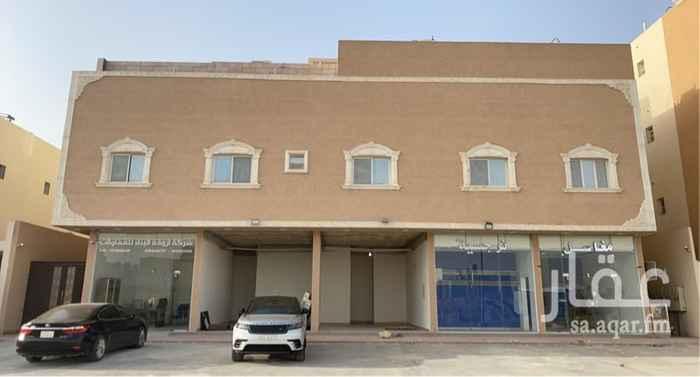 شقة للإيجار في شارع ابي طاهر اسماعيل الجيطالي ، حي النرجس ، الرياض ، الرياض