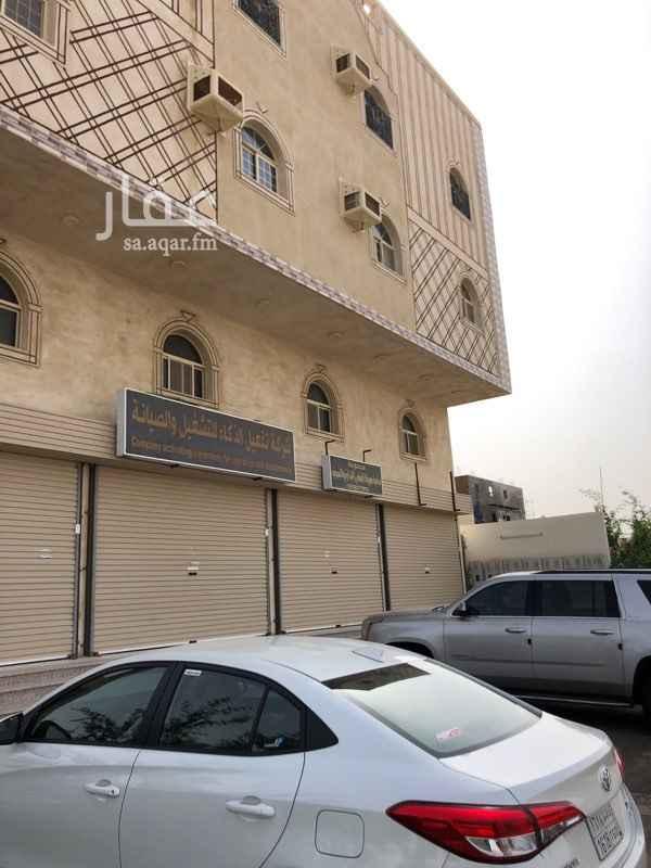 محل للإيجار في حي ولي العهد ، مكة المكرمة